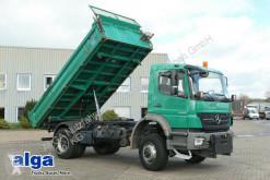 vrachtwagen driezijdige kipper Mercedes