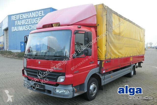 Voir les photos Camion Mercedes Atego 818 L