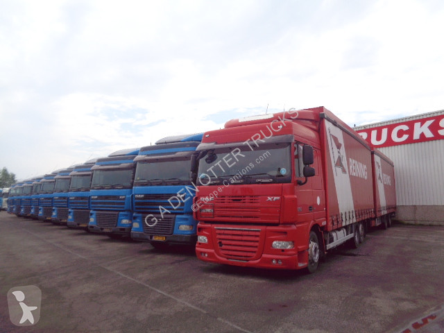 Voir les photos Camion DAF FAR 105.410 COMBI