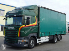 camião Scania R 440*Euro 5*Retarder*AHK*Lenk/Lift Achse*Edscha