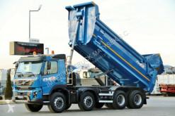 lastbil Volvo FMX 450 /TIPPER 8X4 / EURO 5/ LOAD: 18 000 KG!!!