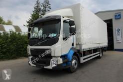 camion Volvo FL 280/816 Pritsche/Plane *Schalter,LBW*