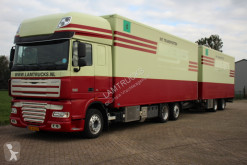 DAF XF105 truck used mono temperature refrigerated