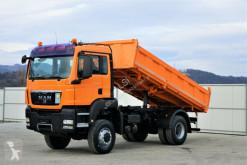 ciężarówka wywrotka trójstronny wyładunek używany