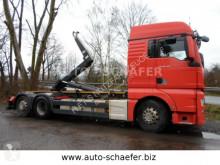 camião MAN TGX 26.480/ ABROLLER VDL