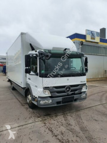 Camion Mercedes Atego 818 L Koffer 7,20 m lang KLIMA Standhz. fourgon occasion