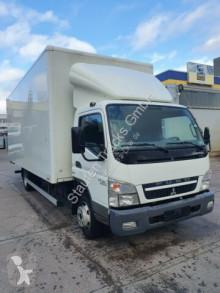 Camión Mitsubishi Fuso Canter 7C18 3,1 to NL Klima EEV HU 11/ 20! furgón usado