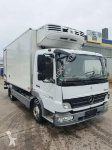 Camion frigo occasion Mercedes Atego 818 Tiefkühl schmal EURO 5 LBW