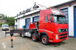 camion plateau ridelles Volvo