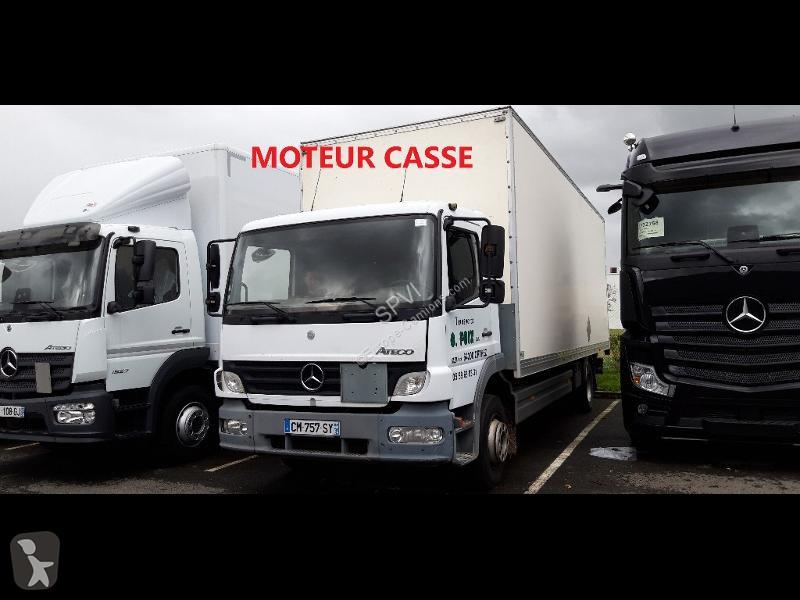 Voir les photos Camion Mercedes Atego 1318 N 42 C