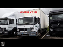 Camion Mercedes Atego 1318 N 42 C fourgon occasion
