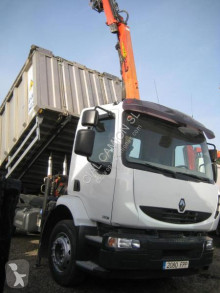 Camion Renault Midlum 280.18 DXI benne occasion