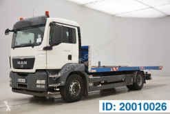 Lastbil biltransport MAN TGS 18.320