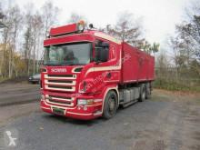 camion Scania R 500 V8,3-Seiten-Getreide-Kipper, Handschalter