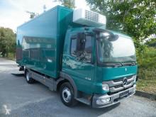 Camião frigorífico Mercedes Atego 818 BlueTec5 TK V500 Scheckheft
