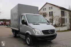 Camión Mercedes Sprinter 316cdi Pritsche Plane Euro 5 caja abierta usado