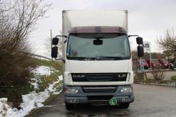 Vrachtwagen DAF LF 55.250 LBW Klima Euro5 Tempomat tweedehands bakwagen