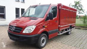Vrachtwagen Mercedes Sprinter 310cdi 5+5 Türen Eis/Ice -33°C tweedehands koelwagen