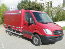 Mercedes Sprinter 310 Carlsen 5+5 Türen Eis Ice -33°C used negative trailer body refrigerated van