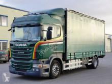 kamion savojský Scania