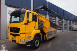 MAN TGS 26.360 truck used two-way side tipper