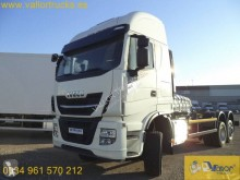 Camion Iveco Stralis AD 440 S 42 TP porte containers occasion