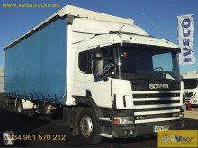 Camion Scania D 94D220 savoyarde occasion