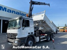 Camion benne Mercedes Actros 2636