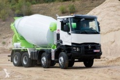 Renault concrete mixer truck Kerax 430.32