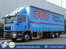 Camion MAN TGM 26.290 rideaux coulissants (plsc) occasion