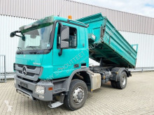 Mercedes three-way side tipper truck Actros 1841 AK 4x4 1841 AK 4x4 MPIII, Retarder
