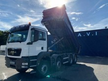 Camion MAN TGS 35.400 multibenne occasion