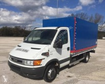 Iveco tarp truck Daily 50C11