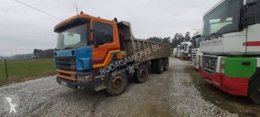 Scania C 114C truck used tipper