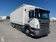 Camion Scania G savoyarde occasion