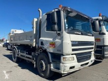 DAF CF75 310 truck used tipper