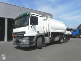 Camion Mercedes Actros 2546 L 6x2 Tankwagen A1+A3 Willig Bj. 2007 citerne occasion
