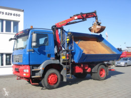 Camion MAN TG-M Palf. benne occasion