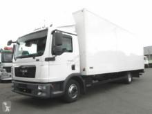 camion MAN TG-L 8,15 m. Aufbau