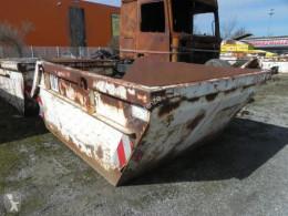 车厢 无公告 Absetzcontainer Stahl,Fassungsvermögen ca. 3,0 m³.Baujahr und weitere Daten n.b., da kein Typenschild vorhanden.
