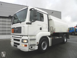 MAN TG-A Esterer Tank Bj. 2007 truck used oil/fuel tanker