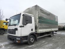Camión MAN TG-L 8.180 Pritsche LBW lona usado