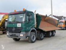 Camion tri-benne Mercedes Actros Mercedes Actros Aufbau: Meiller 3-Seiten Stahl