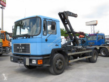 MAN F90 18.232 F Abrollkipper Atlas truck used hook arm system