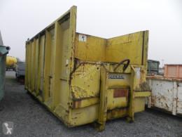 تجهيزات الآليات الثقيلة هيكل العربة Papierpresse voll funktionsfähig