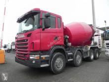 Betonkeverő beton teherautó G Liebherr 9 m³ Betonmischer HTM 904 F/L,