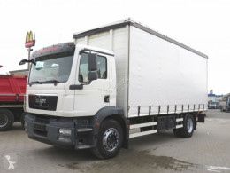 MAN TG-M 18.290 4x2 Pritsche LBW 2 to truck used tarp