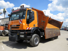 Iveco three-way side tipper truck TRACKER Winterdienst