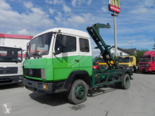 Mercedes LN 1114 Abrollkipper Atlas truck used hook arm system