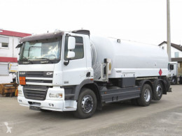 DAF CF 85.360 Willig Untenbef. truck used oil/fuel tanker